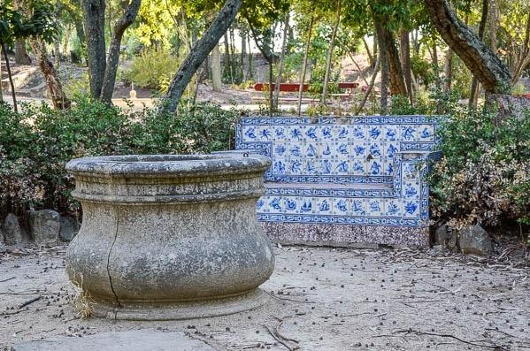 photo evora public garden
