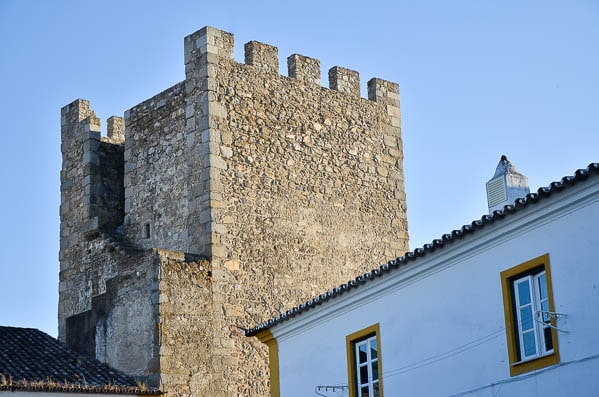 photo evora tower