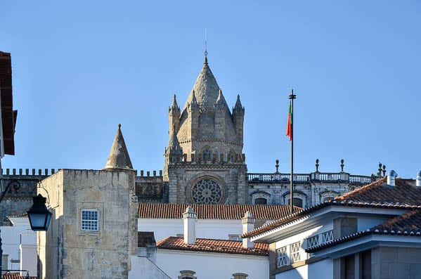photos evora alentejo cathedral