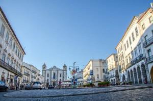 Plaza Giraldo Evora panoramica