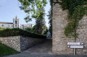Como llegar a Evora Espana