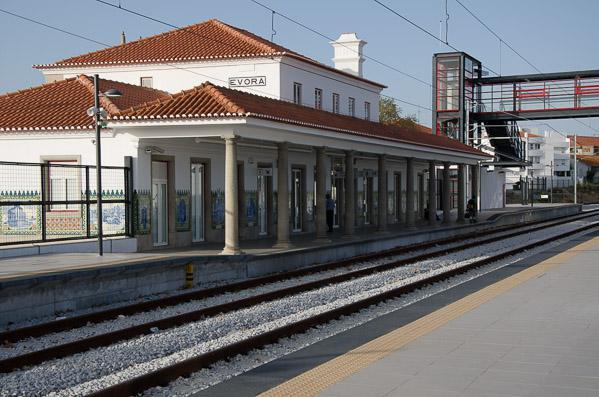 Recorridos estacion autobuses trenes evora