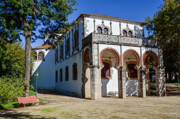 Palacio Don Manuel Evora